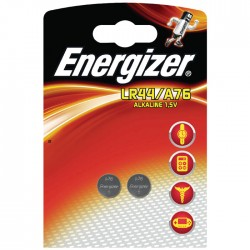 ENERGIZER A76/2ΤΕΜ ALKALINE COIN