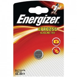 ENERGIZER EPX625G PHOTO ALKALINE COIN