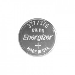 ENERGIZER 377-376 WATCH BATTERY