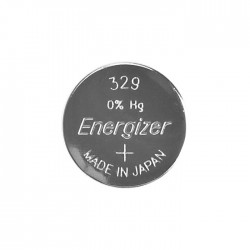 ENERGIZER 329 WATCH BATTERY