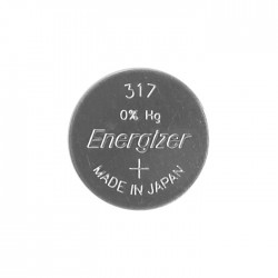 ENERGIZER 317 WATCH BATTERY