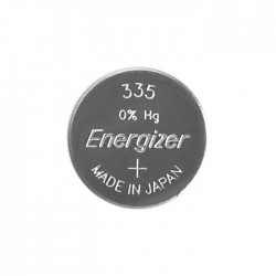 ENERGIZER 335 WATCH BATTERY