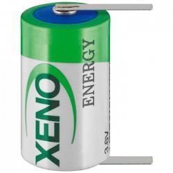 23505 ( XL-050F/T1) XENO 3,6V 1200mAH ER14252 /1/2 AA MIGNON ΜΕ ΛΑΜΑΚΙΑ