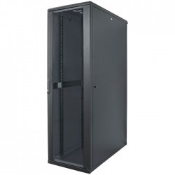 "INT 713153 ASSEMBLED 19"" 36U (1728x600x800) NETWORK RACK BLACK"