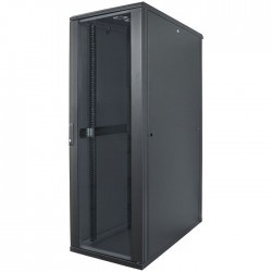 "INT 713160 FLATPACK 19"" 36U (1728x800x800) NETWORK RACK BLACK"