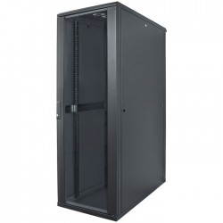 "INT 713160 ASSEMBLED 19"" 36U (1728x800x800) NETWORK RACK BLACK"