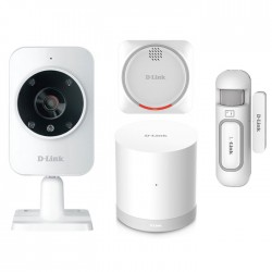 MYDLINK HOME DCH-107KT SECURITY STARTER KIT (Z-WAVE+WIFI)