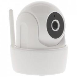 SAS-CLALIPC 10 WiFi camera 720p pan tilt ABS white