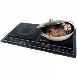 HA-INDUC-21N 2-zone induction cooker 3400 W