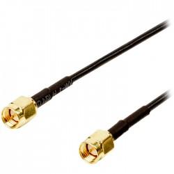 VGSP 02000B 5.00 SMA antenna cable SMA male - SMA male