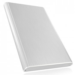 "ICY BOX IB-242U3 EXT CASE 2,5"" SATA III HDD USB 3.0  UASP ALUMINIUM"
