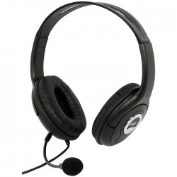 LOGIC LH-30 HEADPHONES WITH MICROPHONE