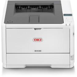 OKI B432dn Α4 Μονόχρωμος Laser Εκτυπωτής