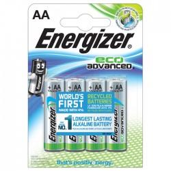ENERGIZER AA-LR6/4TEM ECO ADVANCED          F016485