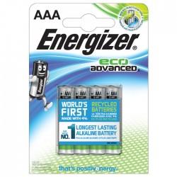 ENERGIZER AAA-LR3/4TEM ECO ADVANCED          F016486