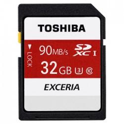TOS SDHC 32GB SD N302 EXCERIA R90 UHS-I CLASS 10 / THN-N302R0320E4