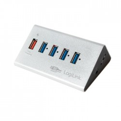 USB 3.0 High Speed Hub UA0227 + PSU