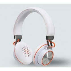 Headset Bluetooth Remax RB-195HB White