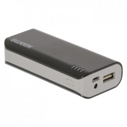 SWEEX SW4000 PB002 BL Power Bank 4000 mAh
