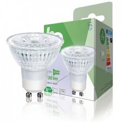 LAMP HQL GU10 MR16007 LED Lamp  4.3 W 345 lm 2700 K