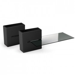 MELICONI 480521 GHOST CUBE SHELF BLACK