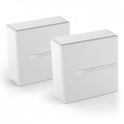 MELICONI 480525 GHOST CUBE COVER WHITE