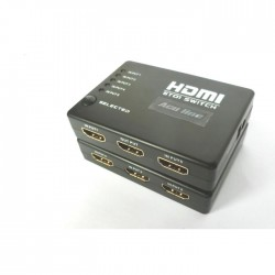 HDMI Switch 5Port Aculine SW-002