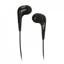 MELICONI 497447 MYSOUND SPEAK MIRROR CHROME BLACK IN-EAR STEREO HEADSET (WITH MI