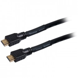 VGVT 34000B 25.00 High Speed HDMI cable with Ethernet HDMI Connector - HDMI Conn