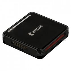 CSU2 ACR 100 BL Card Reader All-In-One USB 2.0 Black