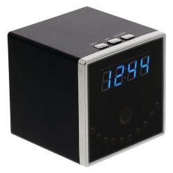 SAS-DVRD CW 10 Desk Clock with Built-in Camera