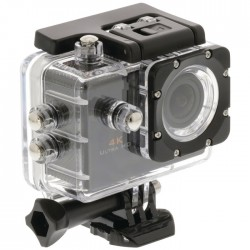 CAMLINK CL-AC40 4K Ultra HD Action Camera Wi-Fi Black