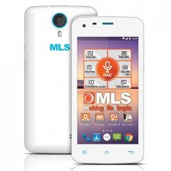 MLS COLOR MINI 4G WHITE DUAL SIM                33.ML.530.206