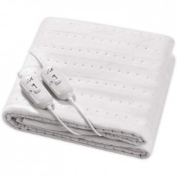 LIFE UBL-002 Double electric heated underblanket,2x60W