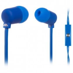 MELICONI 497445 MYSOUND SPEAK FLUO BLUE IN-EAR STEREO HEADSET