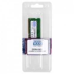 GRAM DDR4 8GB 2133MHz CL15 SR SODIMM (PC4-17000) / GR2133S464L15S/8G