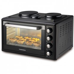 THOMSON THEO51203 ELECTRIC OVEN & 3 HOT PLATES 46L,3100W