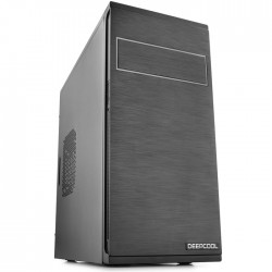 DEEPCOOL FRAME COMPUTER CASE BLACK