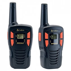 COBRA AM245 PMR 5 km Range 8-Channel Black/Orange