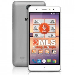 MLS ALU 3G 5.5 SILVER DUAL SIM 33.ML.530.248