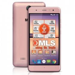 MLS ALU 3G 5.5 PINK DUAL SIM 33.ML.530.250
