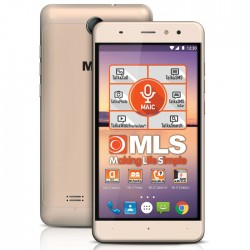 MLS ALU 3G 5.5 GOLD DUAL SIM 33.ML.530.249