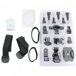 Action Cam Accessory Set SJCAM