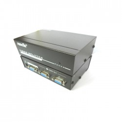 Video Splitter 1pc-2Monitors 250MHz  Aculine SPL-009