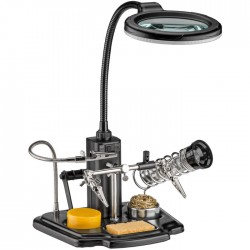 45241 SOLDERING AID WITH LED LAMP