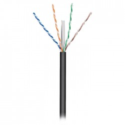 77625 CAT6 U/UTP SOLID outdoor cable 100m