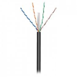 77625 CAT6 U/UTP SOLID outdoor cable 100m