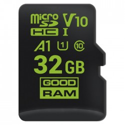 GRAM MICROSD 32GB FOR ANDROID M1A0 A1 CLASS 10 UHS-I V10  / M1A0-0320R11-A1