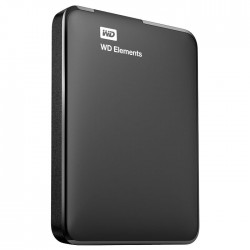 "WD ELEMENTS 500GB 2.5"" - WDBUZG5000ABK BLACK EXTERNALL HDD"