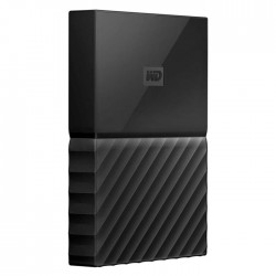 "WD MY PASSPORT 1TB 2.5"" BLACK - WDBYNN0010BBK EXTERNALL HDD"